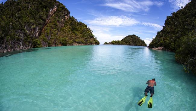 4 Spot Diving Indonesia Masuk Jajaran Terbaik di Asia
