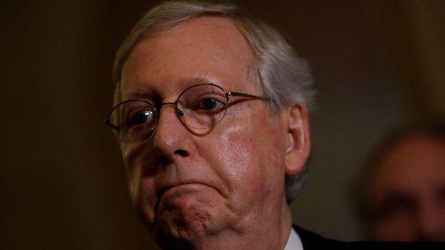 Senat AS Siap Tolak Deklarasi Darurat Nasional Trump