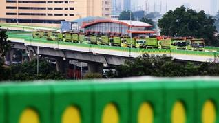 KAI Kesulitan Geser Angkutan Barang dari Jalan ke Rel