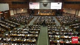 DPR Sahkan Aswanto dan Wahiduddin Jadi Hakim MK Periode Kedua