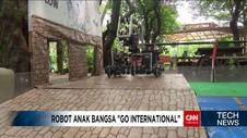Robot Karya Anak Bangsa