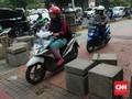 Jakarta Utara Operasi Tertib Trotoar di 31 Titik