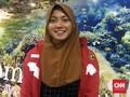 Adinda Larasati, Atlet Berhijab Penuh Prestasi di ASG 2017