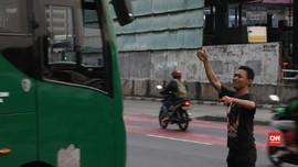 Pak Ogah Minta 'Dirangkul' Polda Metro Jaya