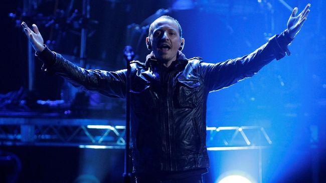 Kematian Chester Bennington Bikin Linkin Park Cetak Rekor