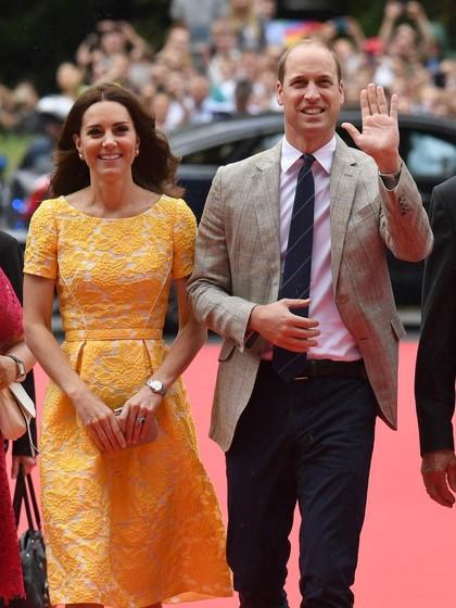 Kate Middleton Tiru Gaya Busana Ivanka Trump Saat Tur ke Jerman?
