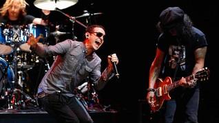 Linkin Park akan Jual 200 Alat Musik Bekas