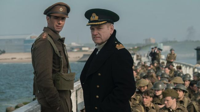 Lima Film Perang dengan Penyelamatan Epik seperti 'Dunkirk'