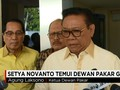 Setya Novanto Temui Dewan Pakar Partai Golkar