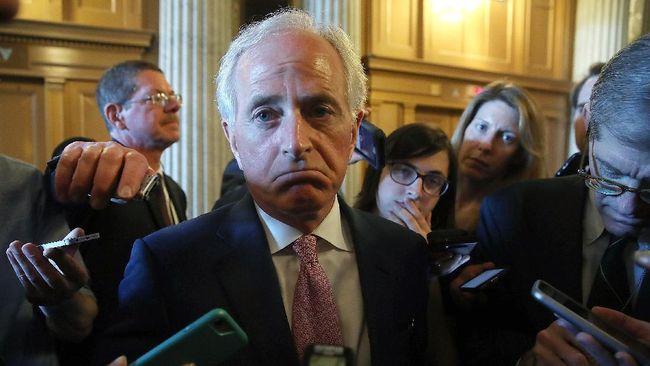 Senator Republik Kritik Sikap Trump ke Saudi soal Khashoggi