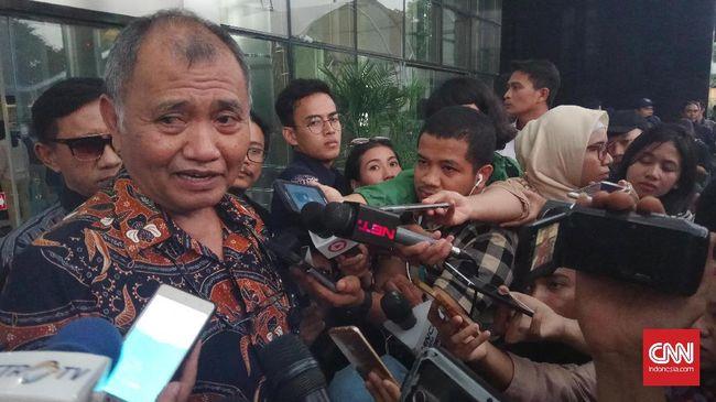 Pimpinan KPK Tunggu Rekomendasi Sanksi untuk Aris Budiman