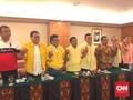 Para Pimpinan Golkar di Daerah Setia Dukung Setnov