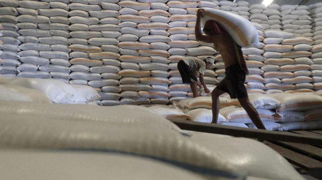 KPPU Minta Harga Beras Tak 'Berkiblat' di Cipinang