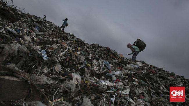 Antisipasi Jakarta Mengadang Sampah Usai Libur Lebaran