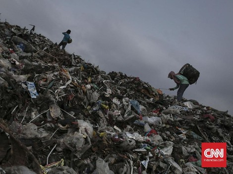 Antisipasi Jakarta Menghadang Sampah Usai Libur Lebaran