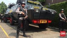 Piala Gubernur Jatim, Polisi Siapkan Rantis untuk Persija