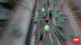 Pemprov Jateng Adakan Perlombaan Lari Borobudur Marathon 2019