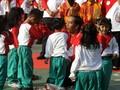 Rayakan Hari Anak Nasional, Jokowi Main Sulap