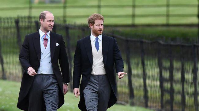 Pangeran William ke Harry: Selamat Kurang Tidur
