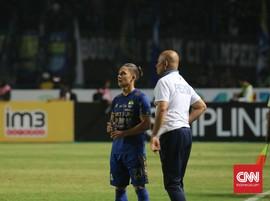 Kim Jeffrey Tak Tahu Diminati Madura United