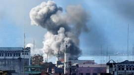 Bom Hantam Kota Dekat Marawi, Diduga Aksi Balas Dendam Maute