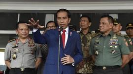 Jokowi Akan Cek Sumber Kelangkaan Garam Konsumsi