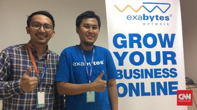 Bagikan Domain Gratis, Exabytes Tak Ingin Saingi Kominfo