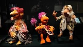 FOTO: Mengenang 'Ayah' Kermit, Miss Piggy dan 'Sesame Street'