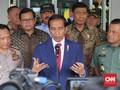 Jokowi: Saya Panglima Tertinggi, Semua Fokus pada Tupoksi
