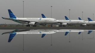 KPK Dibantu Inggris Usut Korupsi Garuda Indonesia