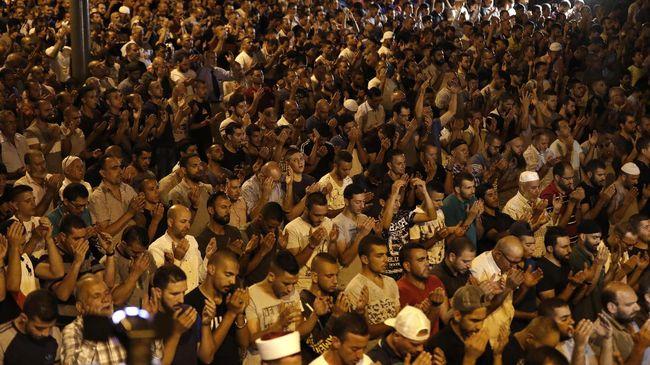 Detektor Dicabut, Pengurus Al Aqsa Tetap Serukan Boikot