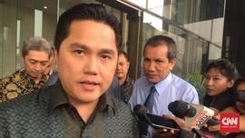 Corona, Erick Thohir Pesimistis Setoran Dividen Capai Target