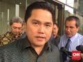 PPP Sebut Erick Tohir Teratas Calon Ketua Timses Jokowi