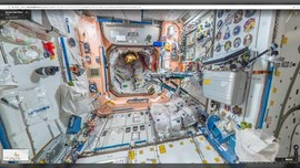 Cerita Astronaut NASA 'Pandu Kunjungi' Stasiun Luar Angkasa
