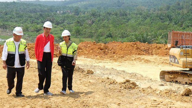 Tiga Tahun Jokowi, 300 Kilometer Jalan Tol Baru Terbentang