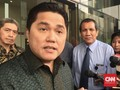 Erick Tohir: Diksi 'Tabok' Jokowi Tak Berarti Marah