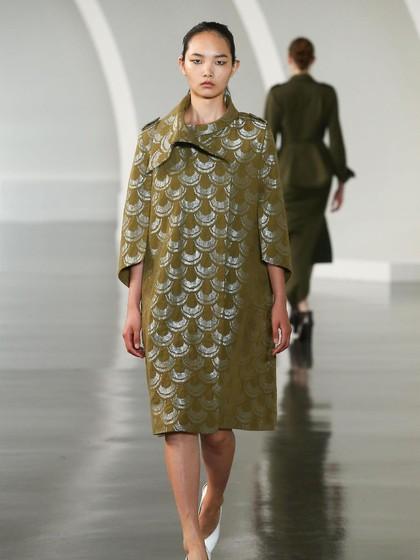 Sentuhan Songket di Koleksi Couture Kontemporer Didit Hediprasetyo