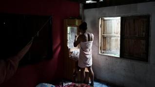 FOTO: Perjuangan Petarung Transgender di Arena Muaythai