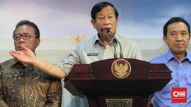 Wantimpres: Jangan Dukung Radikalisme Meski Tak Suka Jokowi