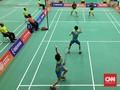 Indonesia Gagal Jadi Juara Kejuaraan Asia Junior