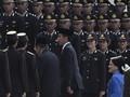 Jokowi Minta Lulusan Akademi TNI dan Polri Jaga Intergitas