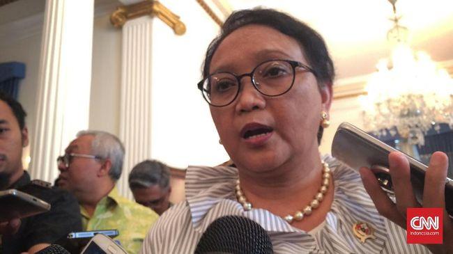 Acara Menlu Retno di Rakhine Batal karena Masalah Keamanan