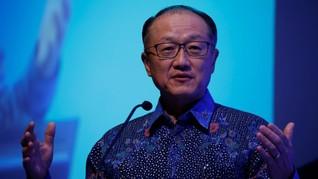 Presiden Bank Dunia Diduga Undur Diri Karena Donald Trump