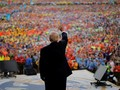 Trump Tambah Pasukan untuk 'Bunuh Teroris' di Afghanistan