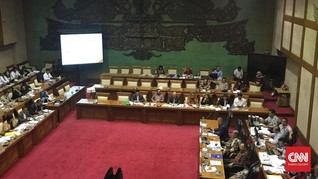 Bertemu 5 Jam, DPR dan OJK Tutupi Hasil Rapat Soal Jiwasraya