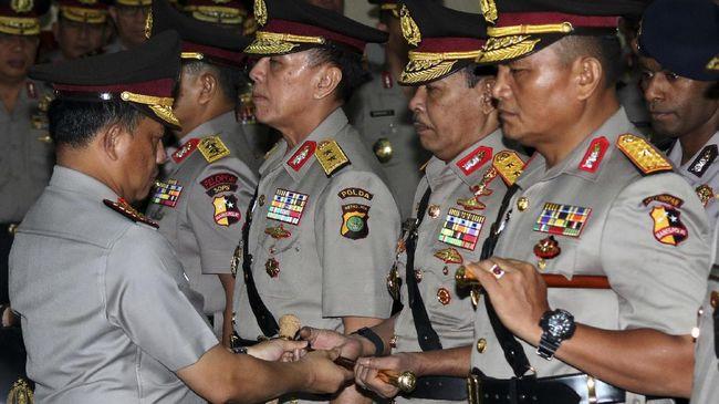 Jenderal Polri Jadi Plt Gubernur Dinilai Cederai Reformasi
