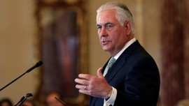 Tillerson Dipecat Trump, Sejumlah Pejabat Kemlu AS Mundur