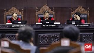 MK Tolak Walhi dkk Jadi Pihak Terkait di Sidang Perppu Ormas