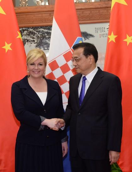 Saat Presiden Kroasia yang Bergaya Sopan Disamakan dengan Bintang Porno