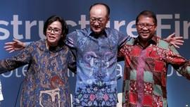 Sri Mulyani Dukung Pengunduran Diri Presiden Bank Dunia